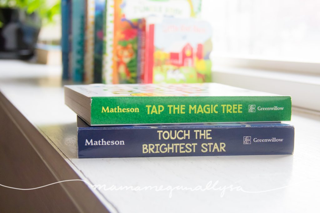 tap the magic tree and touch the brightest star