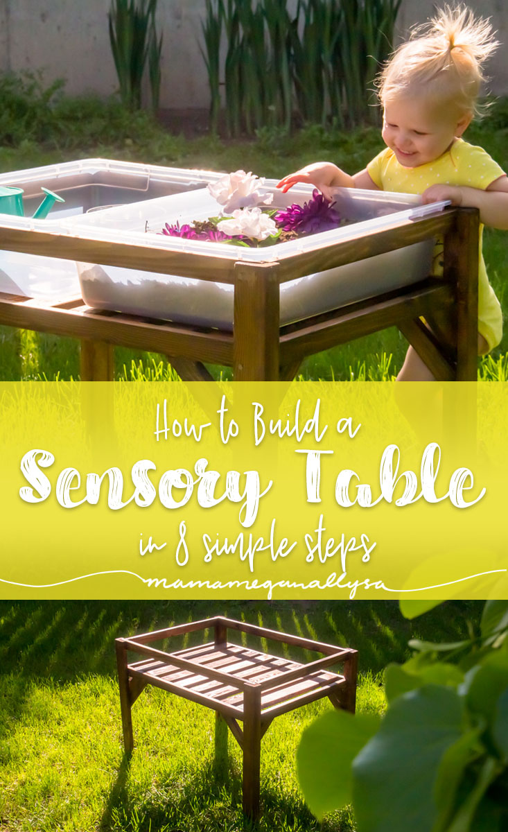 Cool Diy Sensory Bin Table Walkthrough Mamameganallysa Download Free Architecture Designs Scobabritishbridgeorg