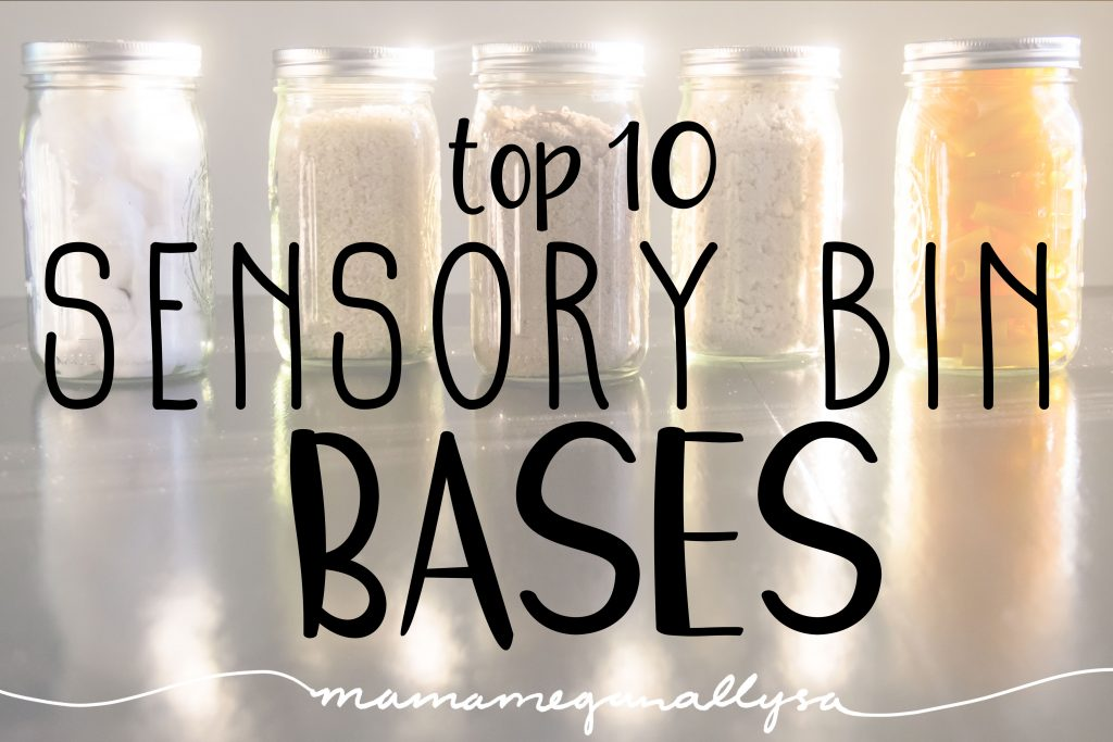 Top 10 Sensory Bin Filler Must-Haves for countless hours of sensory play!