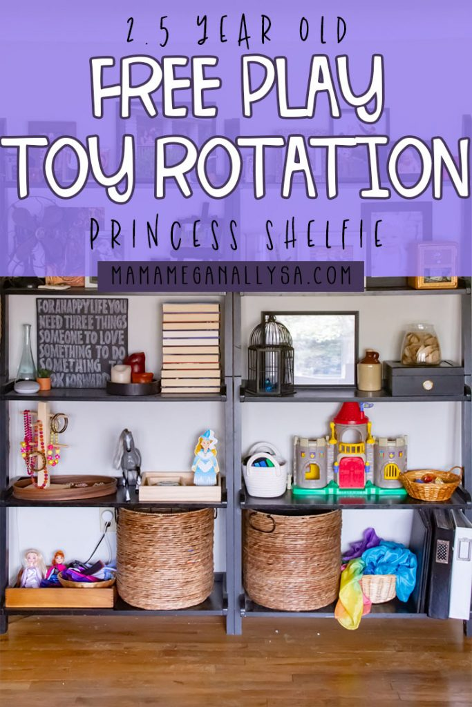 Our Princess toy rotation features some literal princesses and some princess like activities!