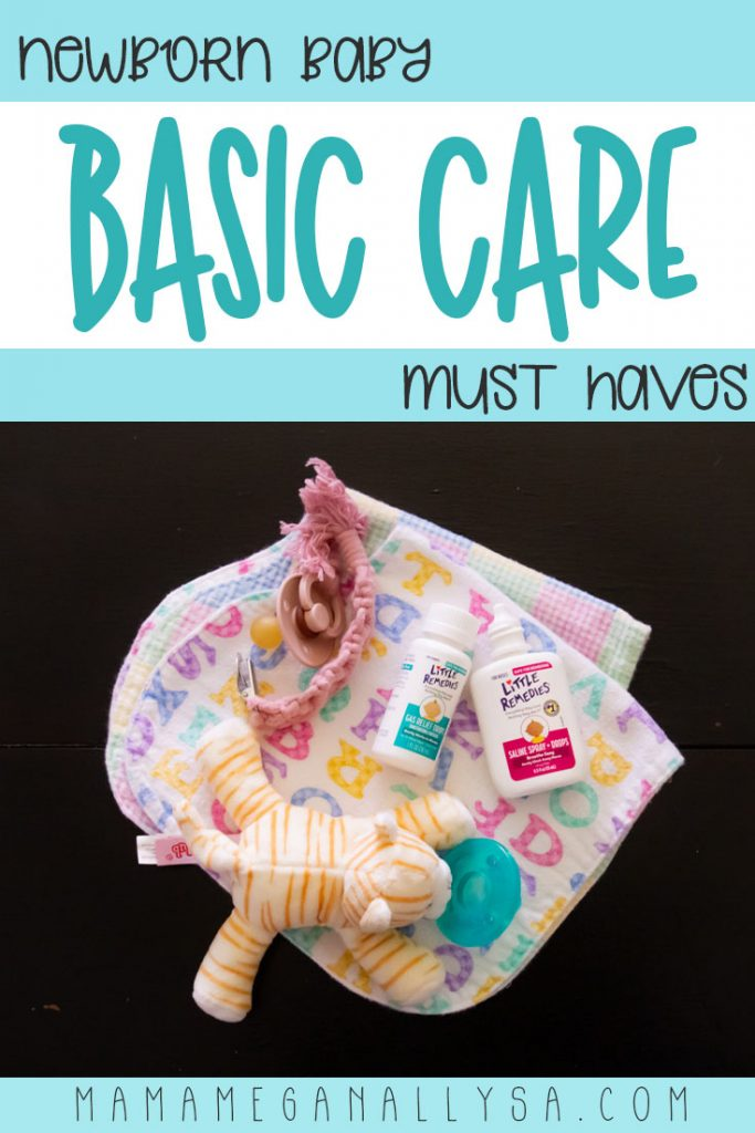 25 newborn must haves to cover all your basic baby care needs