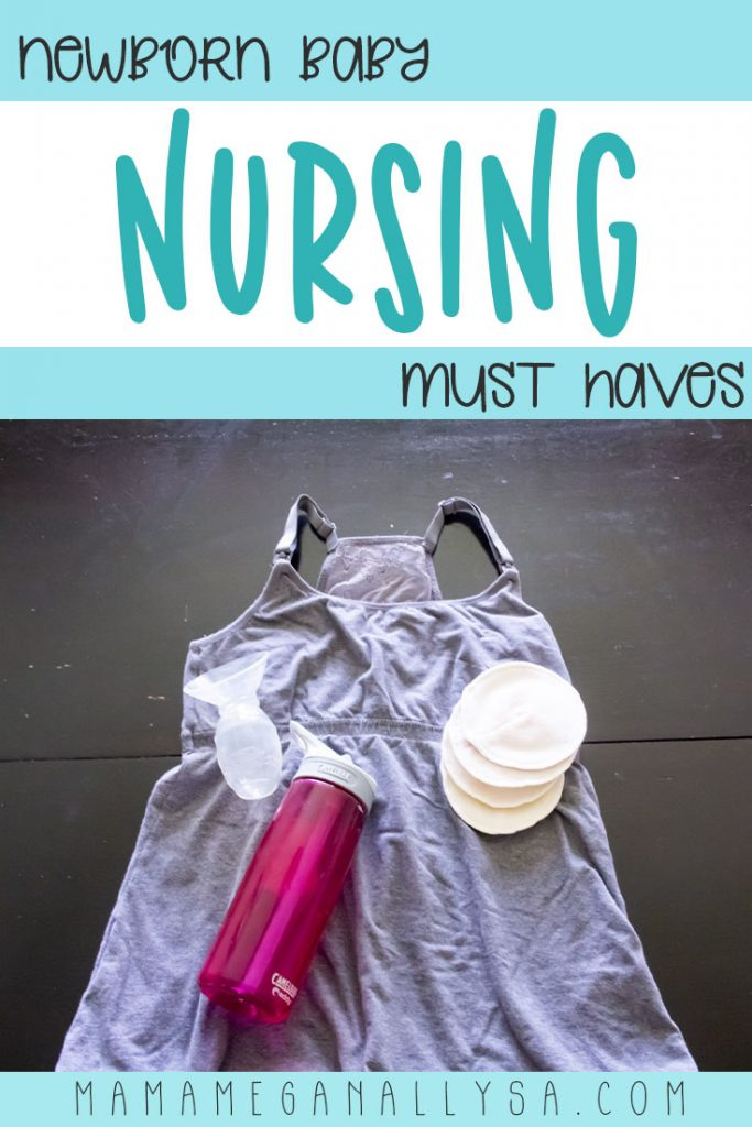 If your a nursing mama then there are just a few things that you are gunna need in those first weeks