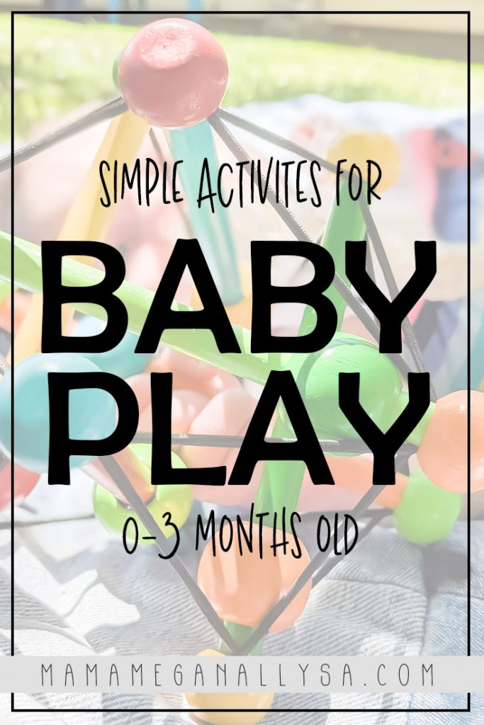 I have 15 fun ways to play with your baby. Newborn playtime is simple but it is so beneficial to their little brains and bodies.