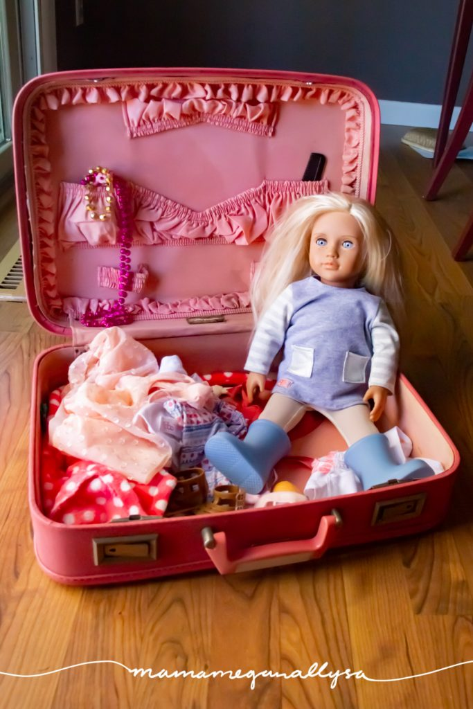 we have dived into the 18 inch doll world with our 3 year old's first doll. So far she is loving it!