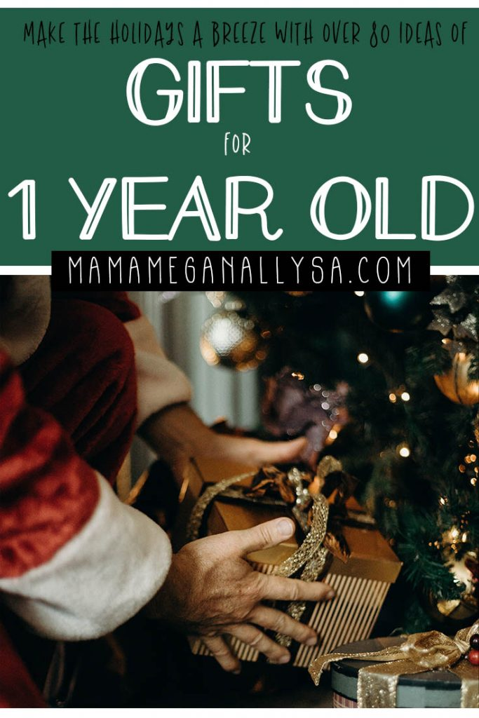 The ultimate 1 year old gift guide with tons of options for fine motor and sensorial learning for your young toddler. We cant for get how important gross motor and practical life are at this age too, so I included a wide variety of gifts your little one will use for a long time to come! . #christmasgifts #giftguide #giftideas #baby #youngtoddler #1yearold #christmas #shopping