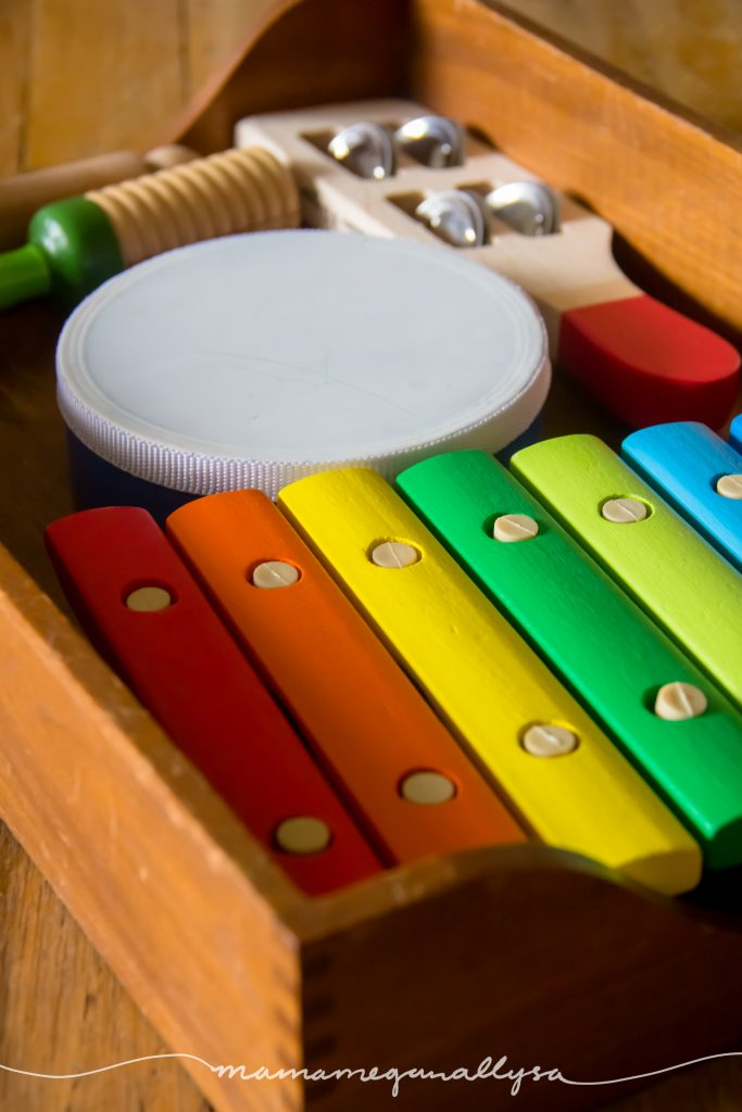 our musical instruments