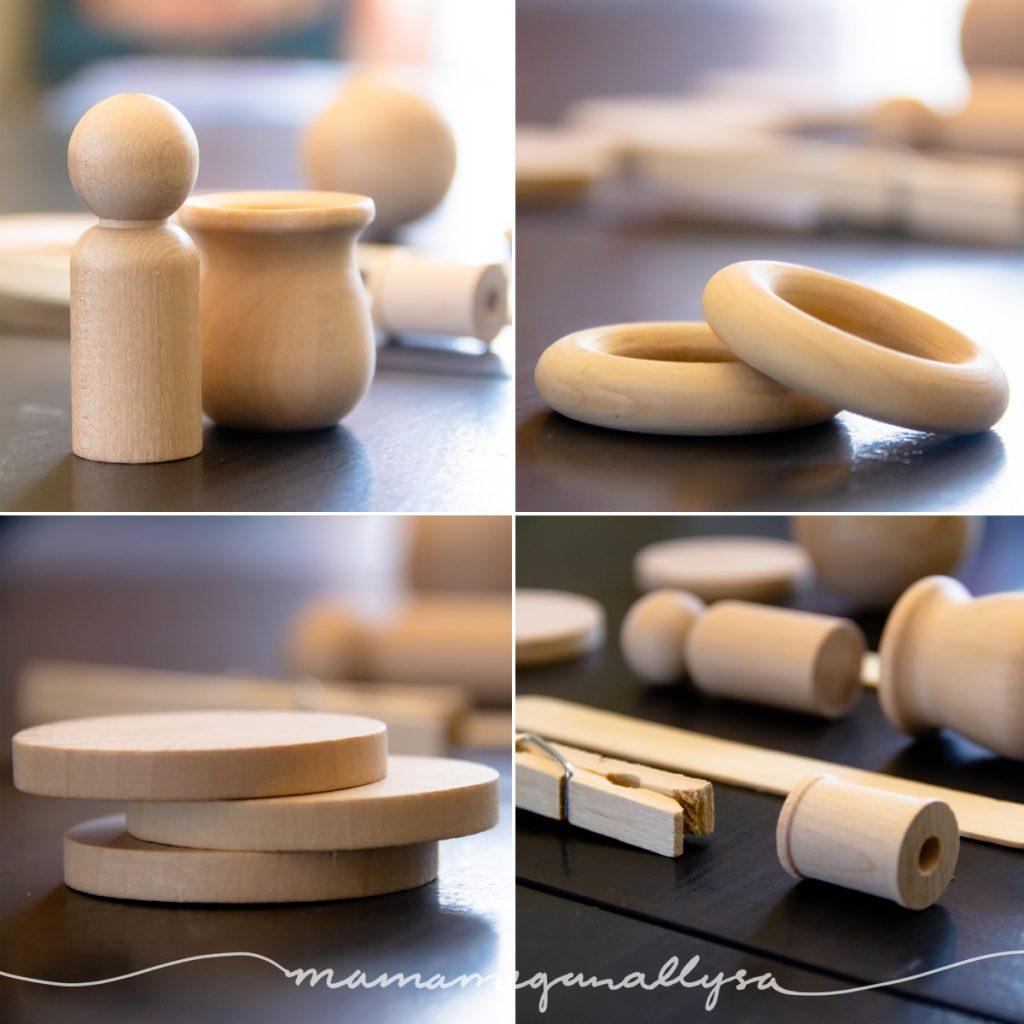 diy loose parts toys - mamameganallysa