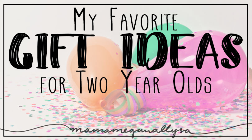 More than 45 2nd birthday gift ideas for two year olds!