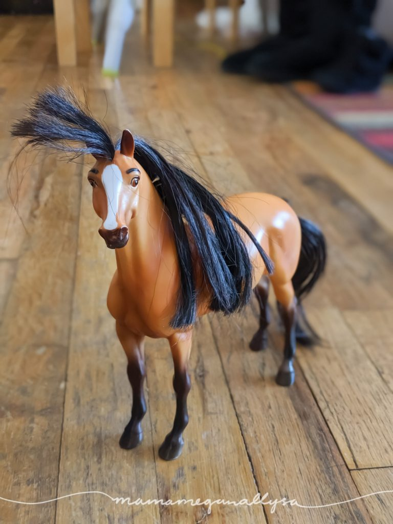 Our horse figures always get a lot of love when they make the toy rotation