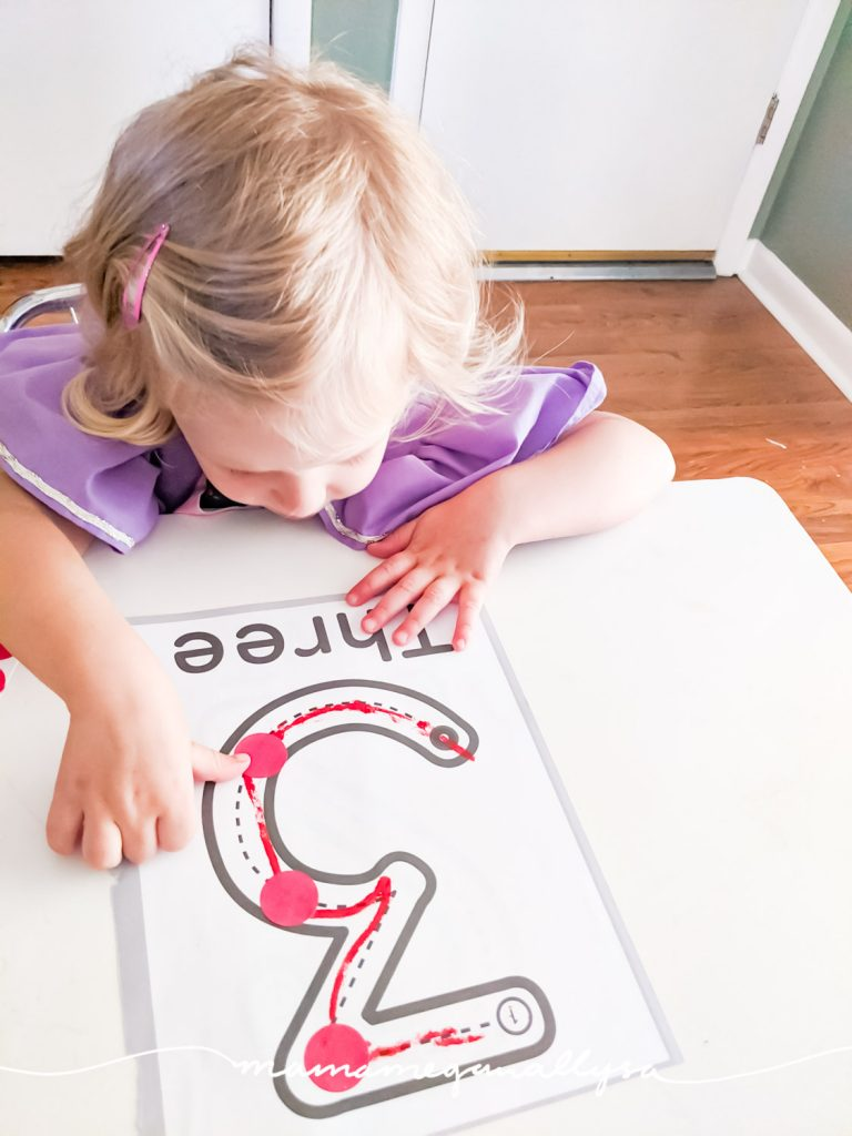 homeschool preschool is evolving constantly as we get our bearings and I think that's how it's supposed to be.